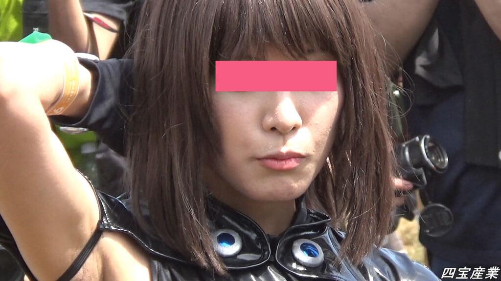 山咲杏のコスプレイヤー